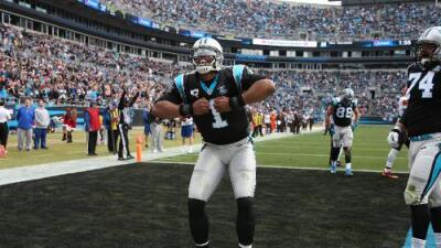 Cam Newton firmó extensión por $103.8 millones y 5 temporadas con los Panthers
