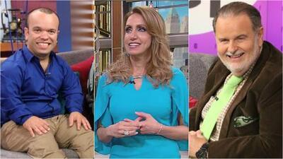 El bebé de Carlitos 'el productor' fue el invitado especial de  'El Gordo y la Flaca'