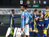Hirving Lozano anota el gol más rápido de su carrera, pero cae el Napoli