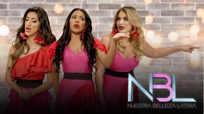En fotos: el tremendo pleito (que no vimos en pantalla) entre las chicas de NBL