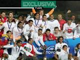 Inter Porto Alegre se disfrazó de Real Madrid para ganar al Barça