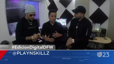Danny Luna platicó con Play N Skillz en #EdicionDigitalDFW