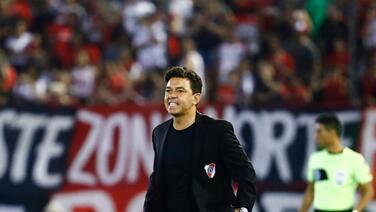 Barcelona se queda con las ganas de Marcelo Gallardo