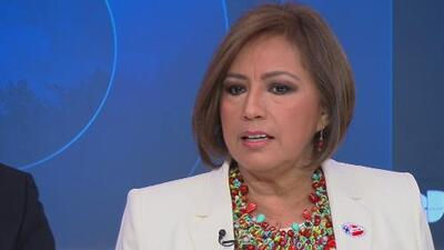 """Rosario Marín: """"La campaña sucia funciona, a Donald Trump le funcionó"""""""