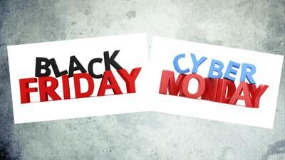 10 diferencias entre Black friday y Cyber monday