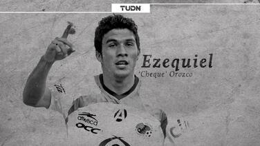 Ezequiel 'Cheque' Orozco, un futbolista que logró su sueño