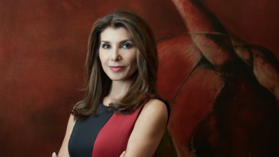 La destacada periodista Patricia Janiot se estrena en Univision Noticias