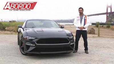 Ford Mustang Bullitt 2019 | Prueba A Bordo completa