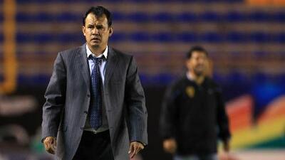 Juan Reynoso, al relevo del 'Chelis' en Puebla