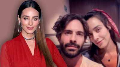 Esmeralda Pimentel y Osvaldo Benavides se fueron de viaje y demostraron que siguen felices y enamorados