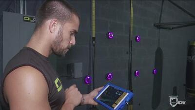 RD-Tech: focaliza tu entrenamiento a través de un sistema con luces