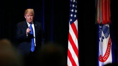 Trump está decidido a dar el discurso del Estado de la Unión y busca dónde