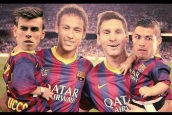 Los memes del Barcelona vs. Real Madrid