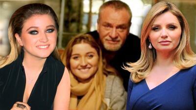 Hija de Angélica Rivera compone tema musical para la nueva telenovela de su padre José Alberto Castro