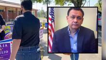 """""""El crecimiento en la ciudad ha sido gracias a los latinos"""": Ed González al ser reelegido como sheriff del condado Harris"""