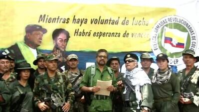 Justicia colombiana ordena la captura y detención de disidentes de las FARC que anunciaron su retorno a la lucha armada