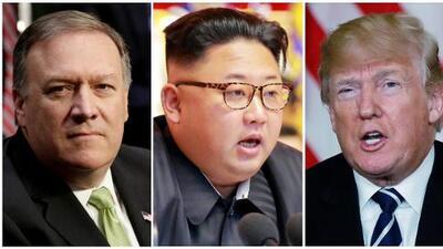 Pompeo llega a Pyongyang a reunión preparatoria de la cumbre entre Kim Jong Un y Donald Trump