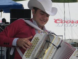 Jorge Valenzuela en Fiestas Patrias 2015