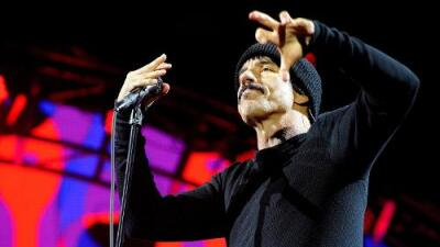 RED HOT CHILI PEPPERS TO PERFORM BEFORE FIRST L.A. RAMS GAME