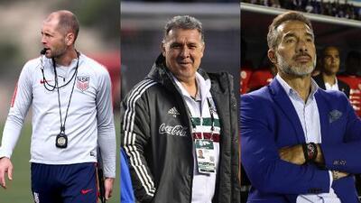 ¡Atípica edición de Copa Oro! Sin presencia de técnicos colombianos y solo figura un mexicano