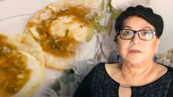 A través de unos huevos rancheros, la mamá de Jenni Rivera cuenta que sufrió una caída