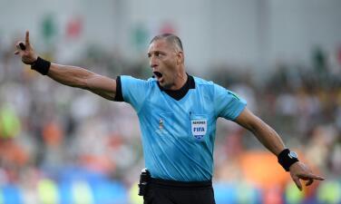 El árbitro Néstor Pitana y los retos en el partido de México contra Suecia en el Mundial