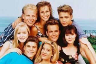 Las chicas de 'Beverly Hills 90210'