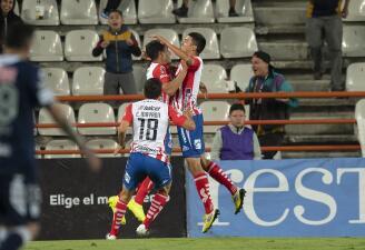 En fotos: Pachuca cae en el Estadio Hidalgo ante San Luis