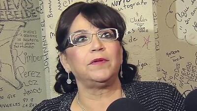 Doña Rosa, madre de Jenni Rivera, fue criticada por cantar y hasta la llamaron 'gorda'