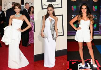 Eva, Ariana, Maite y otras nominadas que son crazy white lovers