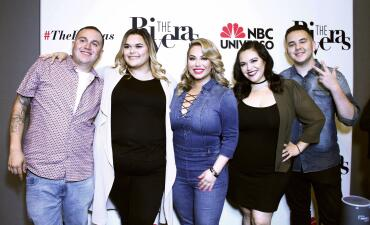 La familia Rivera: el álbum familiar de la 'Diva de la Banda'
