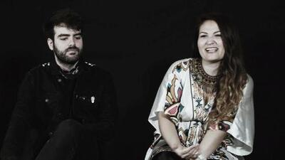Joaco Pérez y Arantza Vázquez: Argentina y México se unen en esta fusión musical