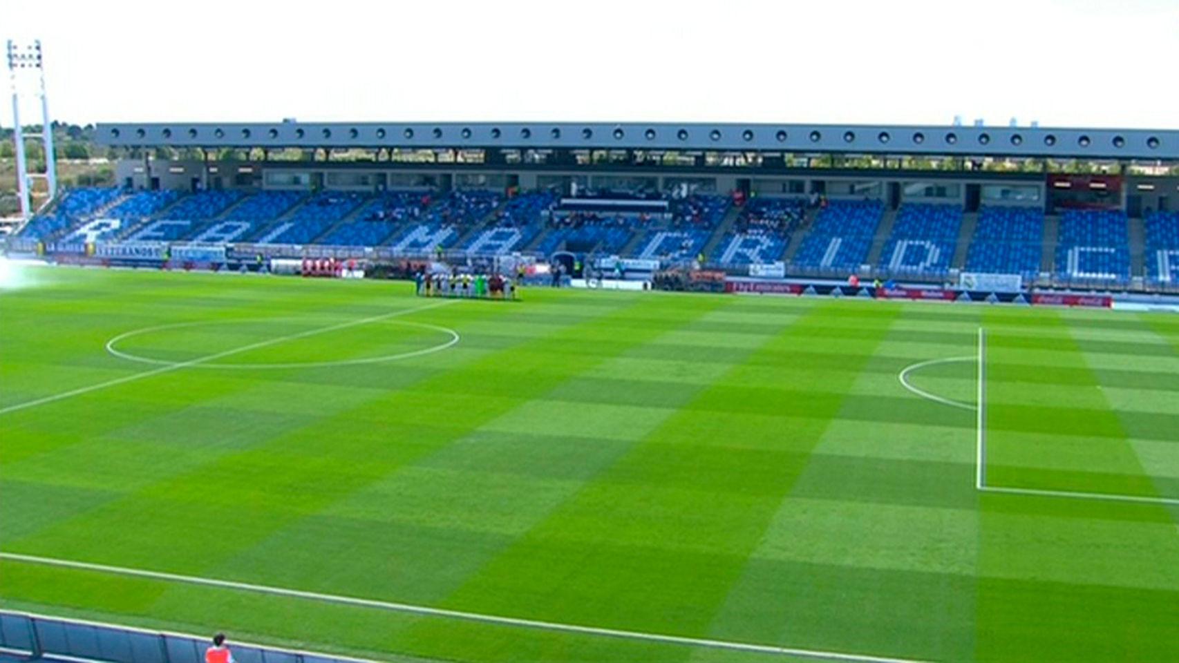 Real Madrid jugará el resto de LaLiga en el estadio Alfredo Di Stéfano por remodelación del Santiago Bernabéu
