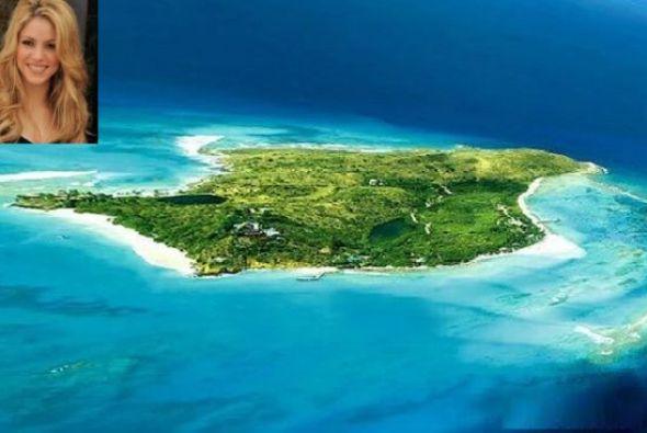 Estos famosos compraron su propia isla y hasta nombre le pusieron
