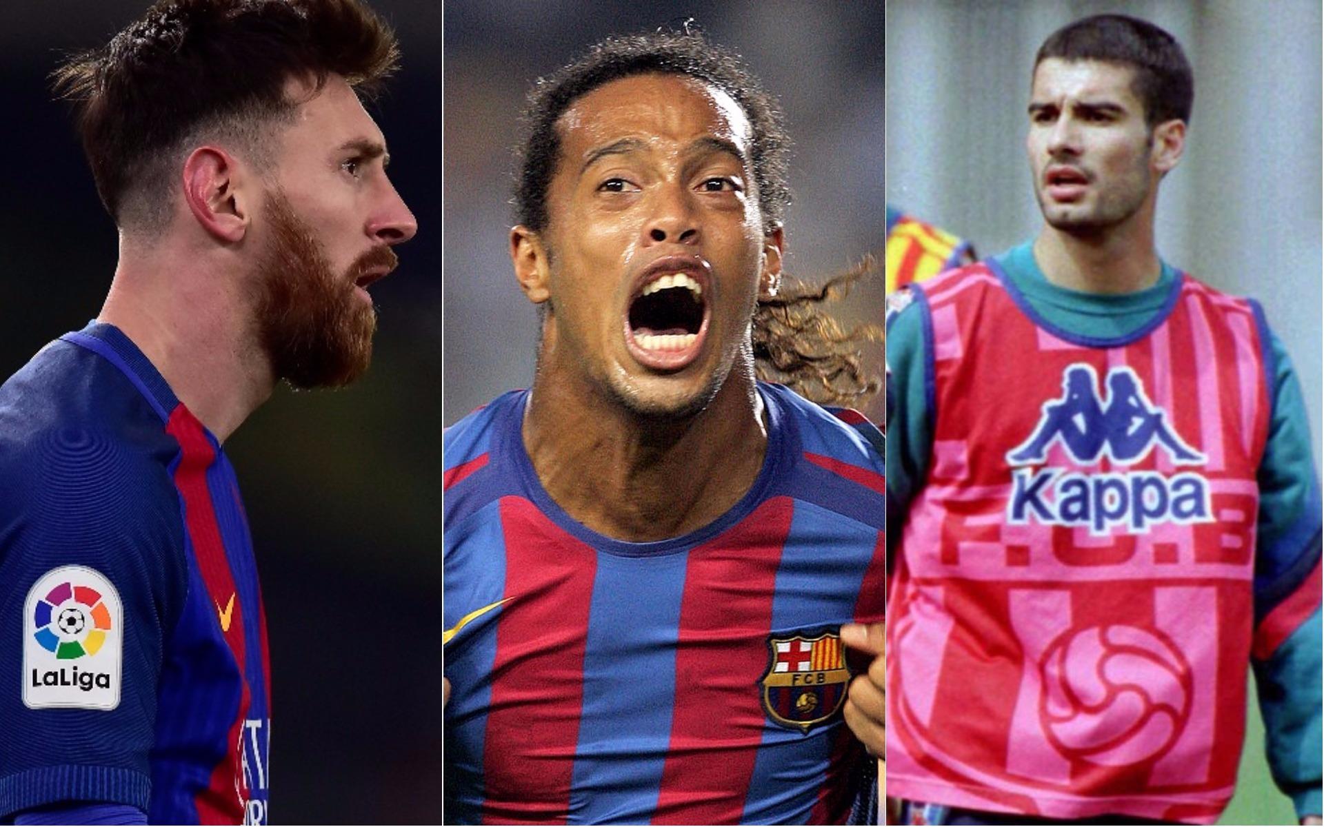 ¿Podría pasarle a Messi? Cracks del Barcelona que salieron por la puerta trasera