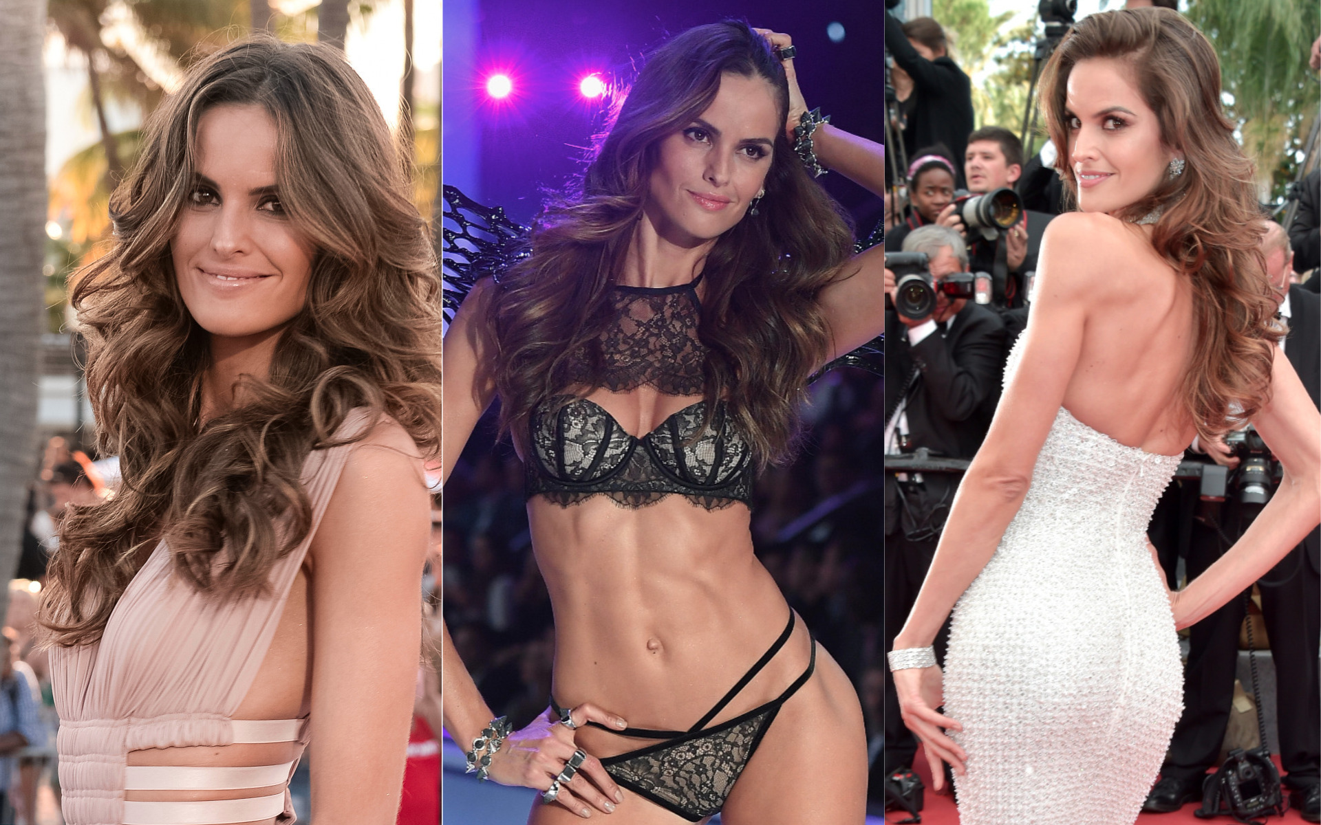 La angelical Izabel Goulart y su posible abstinencia sexual por culpa de Real Madrid