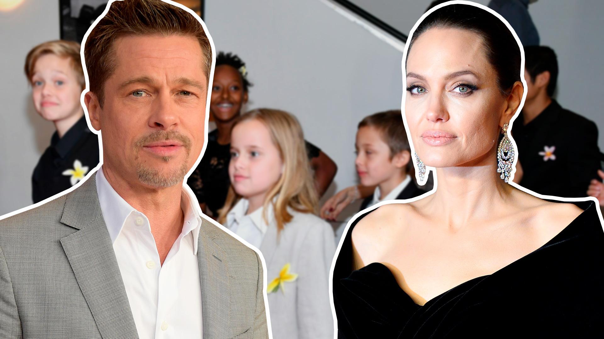 La batalla campal entre Angelina Jolie y Brad Pitt por la custodia de sus hijos, ya tiene fecha de estreno