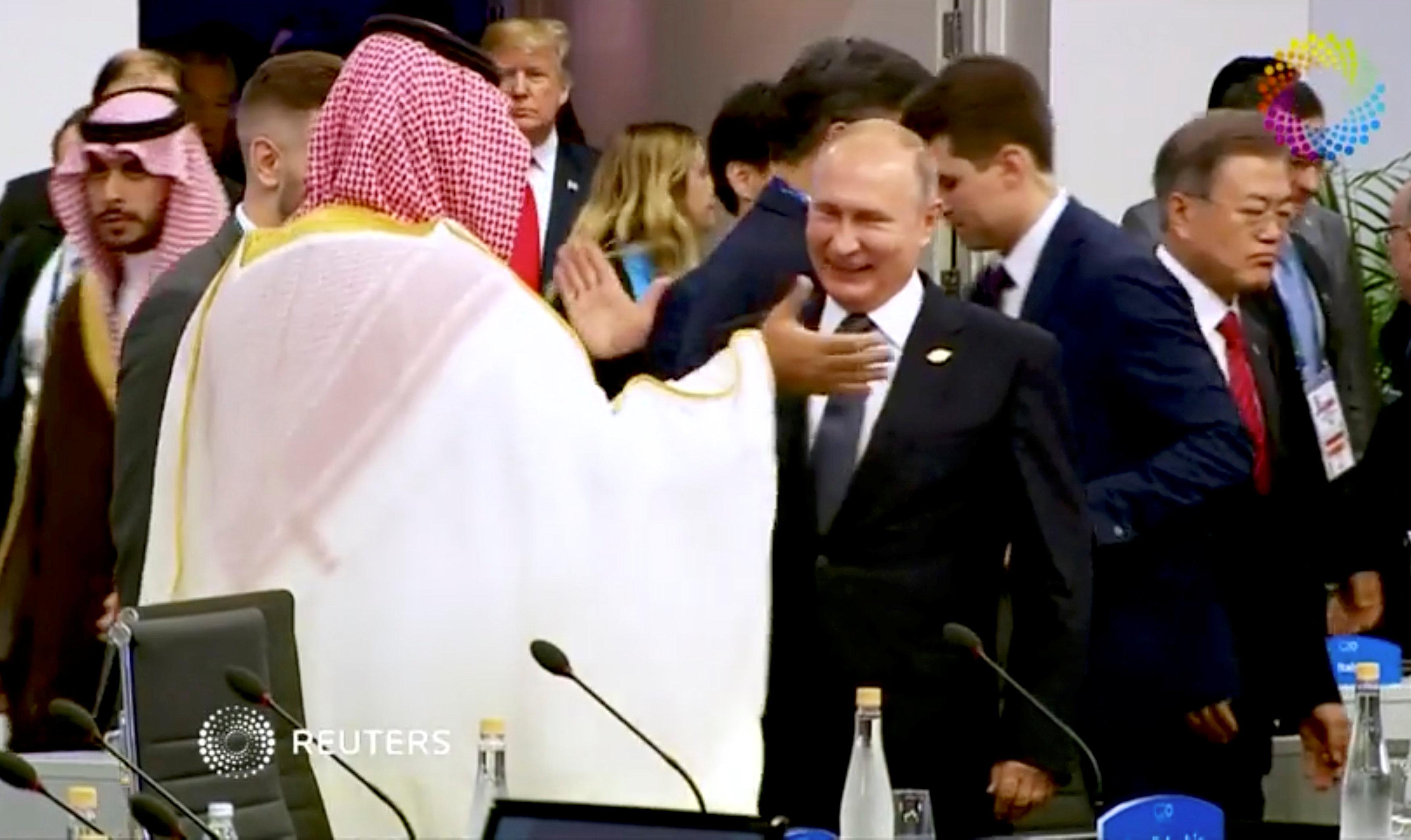 En fotos: Entre errores de protocolo y desencuentros transcurrió la cumbre del G20 en Argentina
