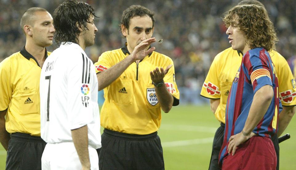 Iturralde: 90 por ciento de árbitros son del Madrid y 10 del ...