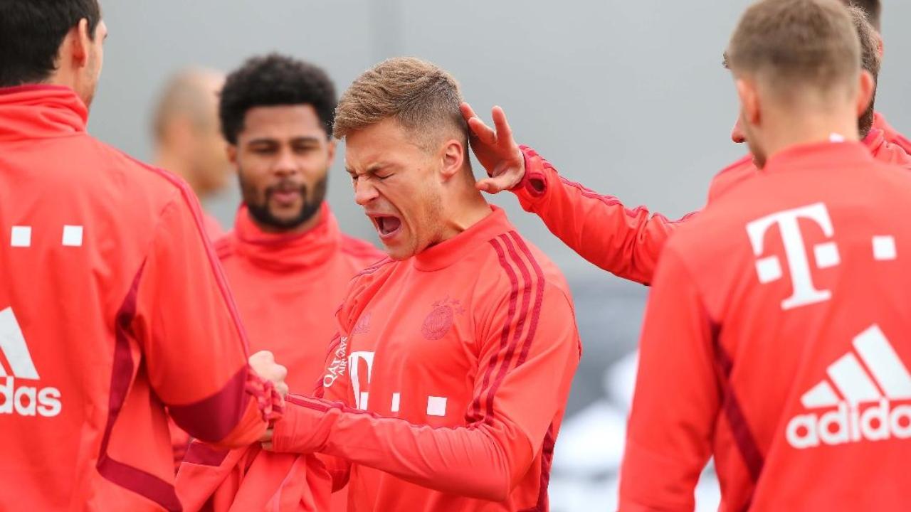 Con la mira puesta en el título, Bayern comenzó a definir detalles para el duelo ante Frankfurt por Bundesliga