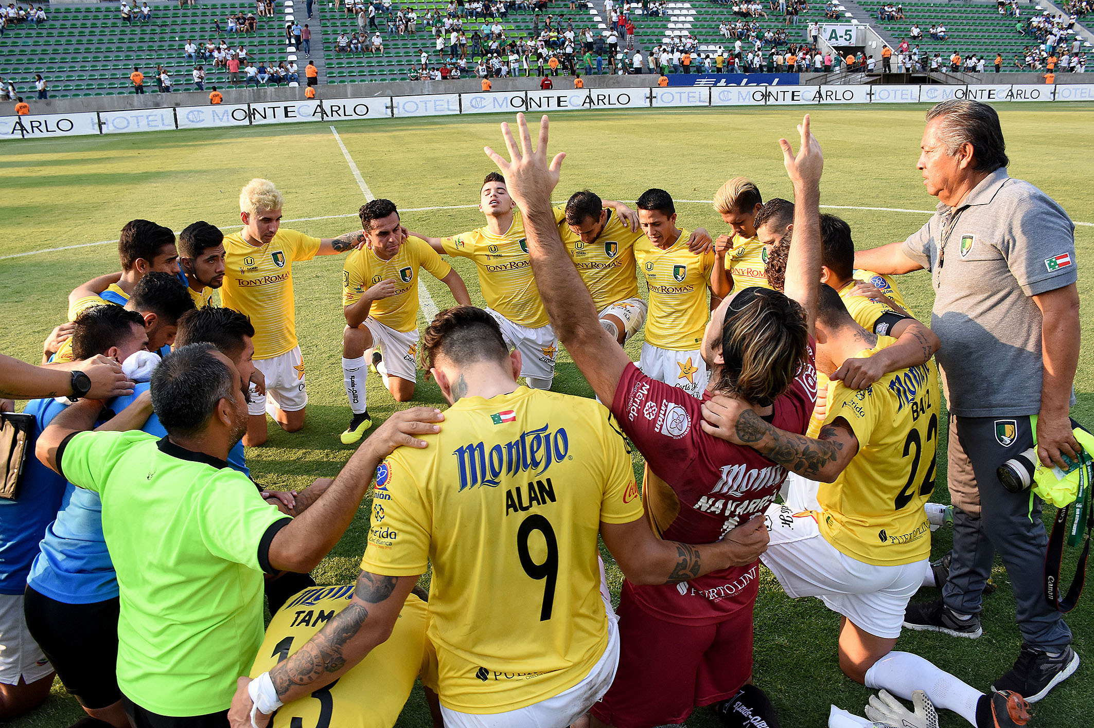 En fotos: Zacatepec se va eliminado por Venados por falta de capacidad goleadora