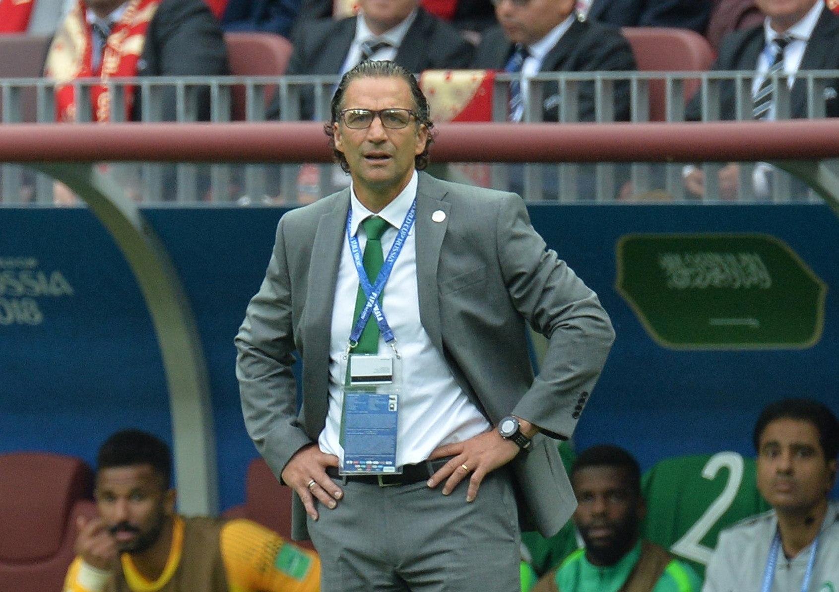 Juan Antonio Pizzi renunció a dirigir la selección de Arabia Saudita   Deportes Fútbol   TUDN Univision