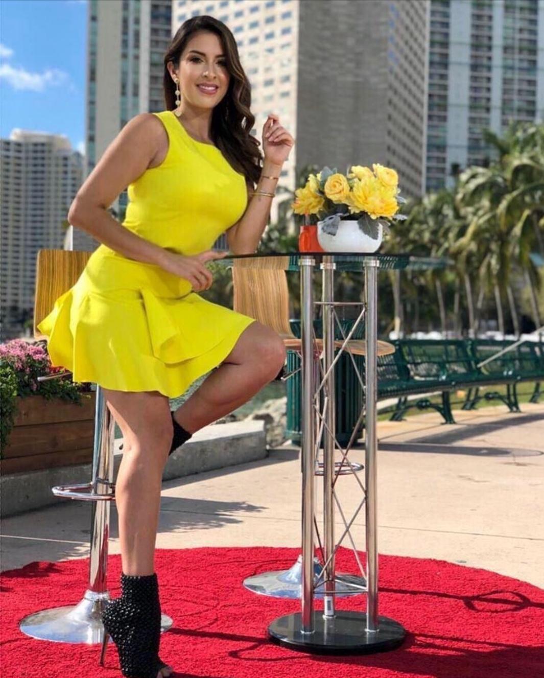 Ana Patricia Gamez Desnuda las conductoras de despierta américa inspiran a sus