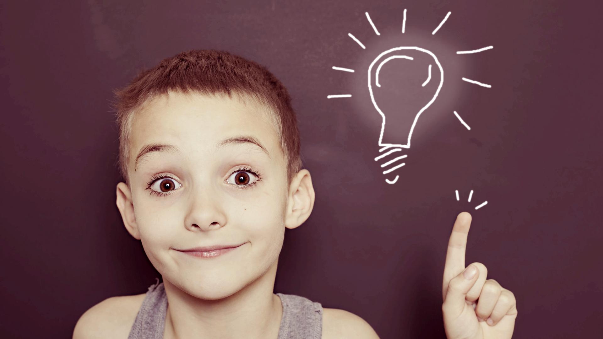 A que edad empiezan a hablar los niños superdotados