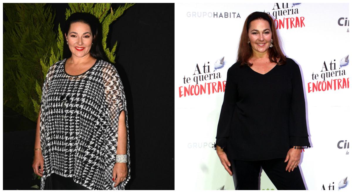 Eugenia Cauduro celebra su cumpleaños superando la depresión y el sobrepeso