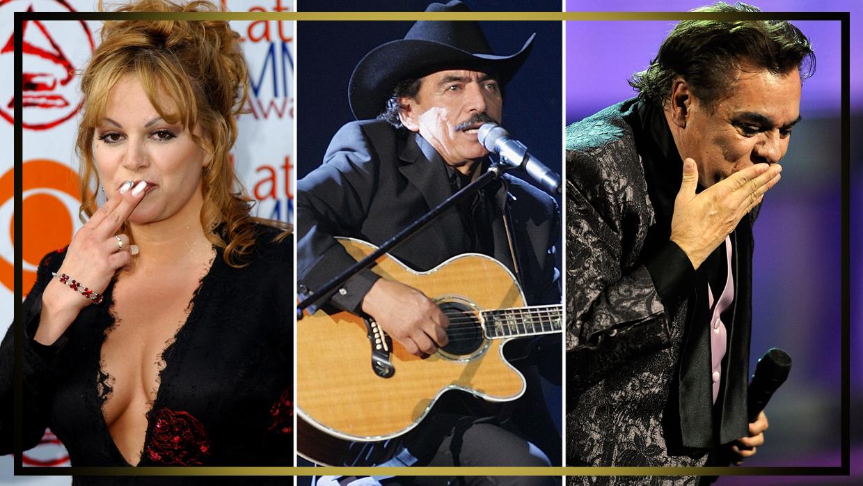 Jenni Rivera, Juan Gabriel y otros famosos que ya no están con nosotros, pero brillaron en Latin GRAMMY