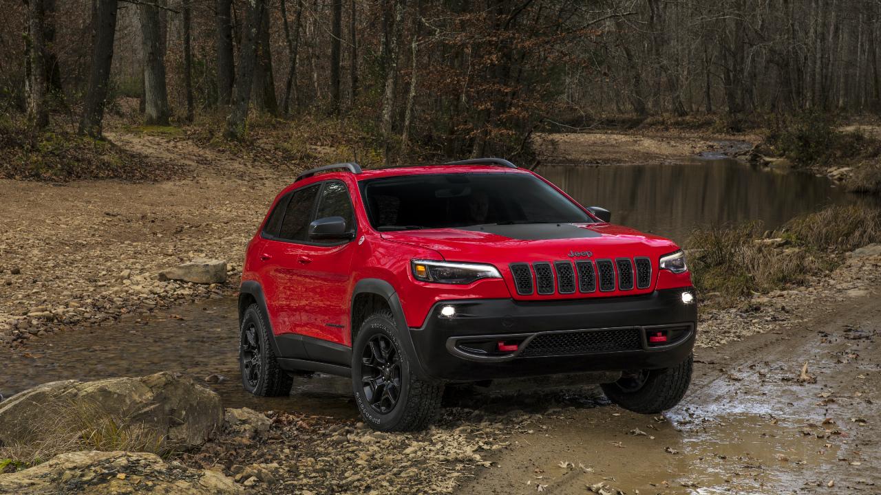 Camioneta jeep 2019