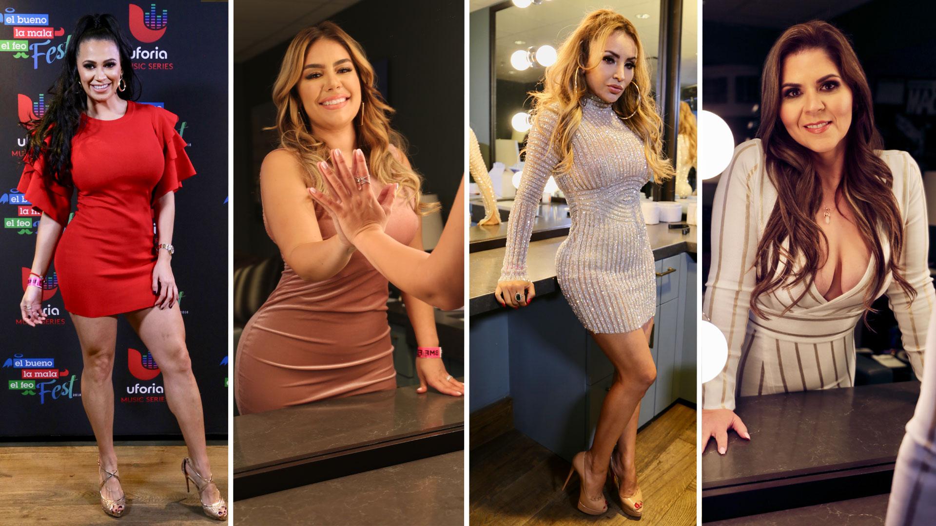 EN FOTOS: Cuatro guapas locutoras de la radio regional mexicana