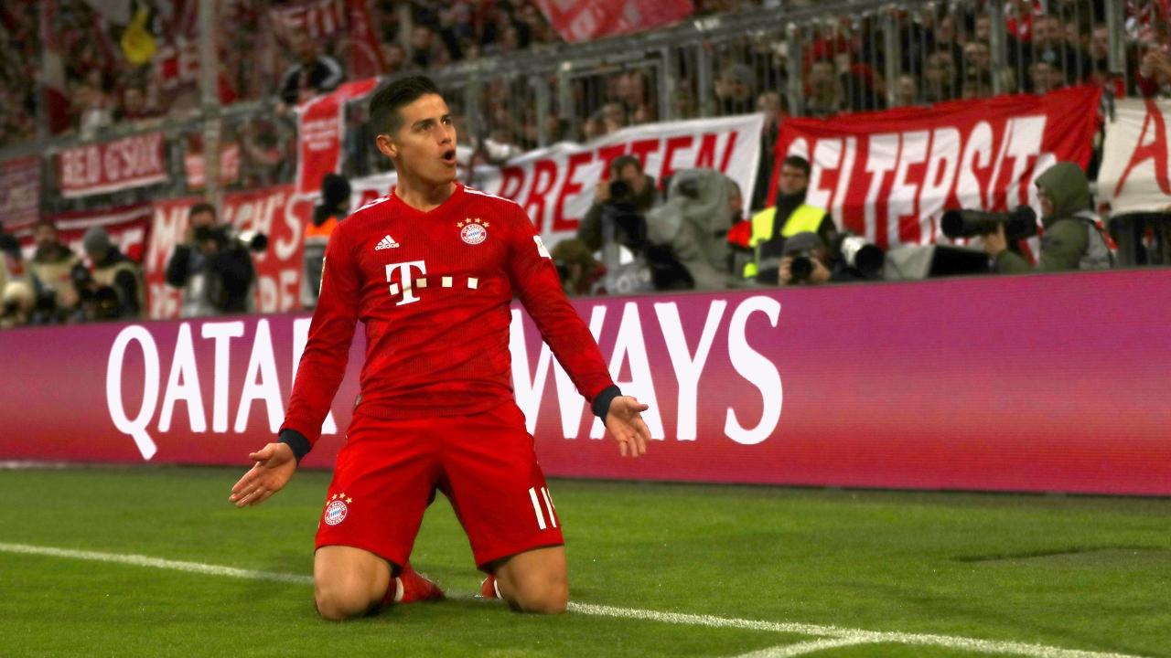 En fotos: el Bayern Múnich le dio un baile al Wolfsburgo con victoria por 6-0