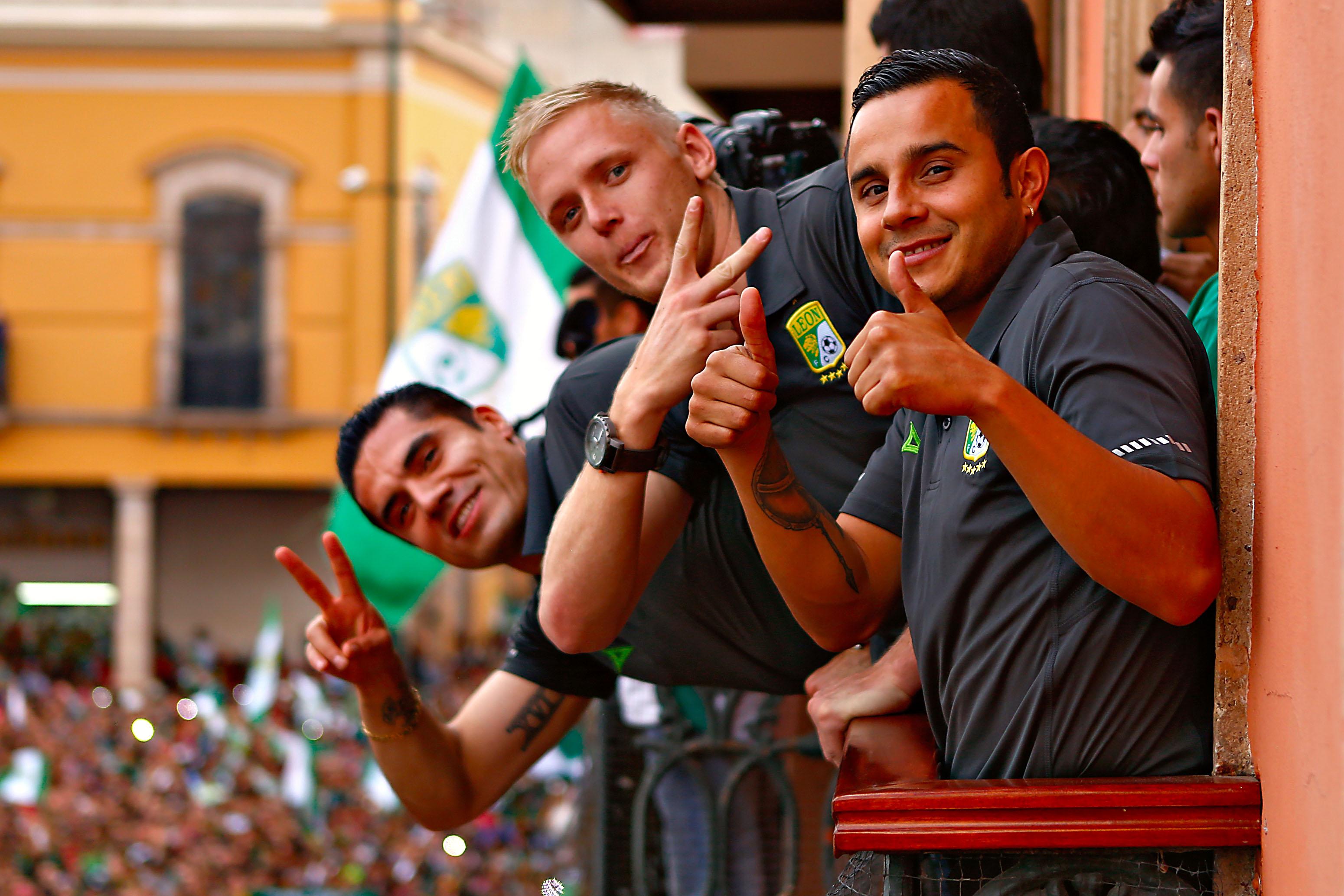 Legado de ganadores: los cracks de León que se mantienen desde el bicampeonato de Liga MX